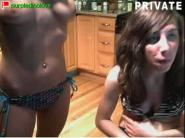 Stickam teens purpledinlove