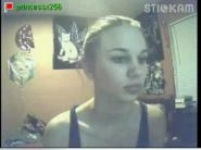 Stickam video princessx256