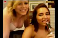 Stickam girls masturbates when home alone